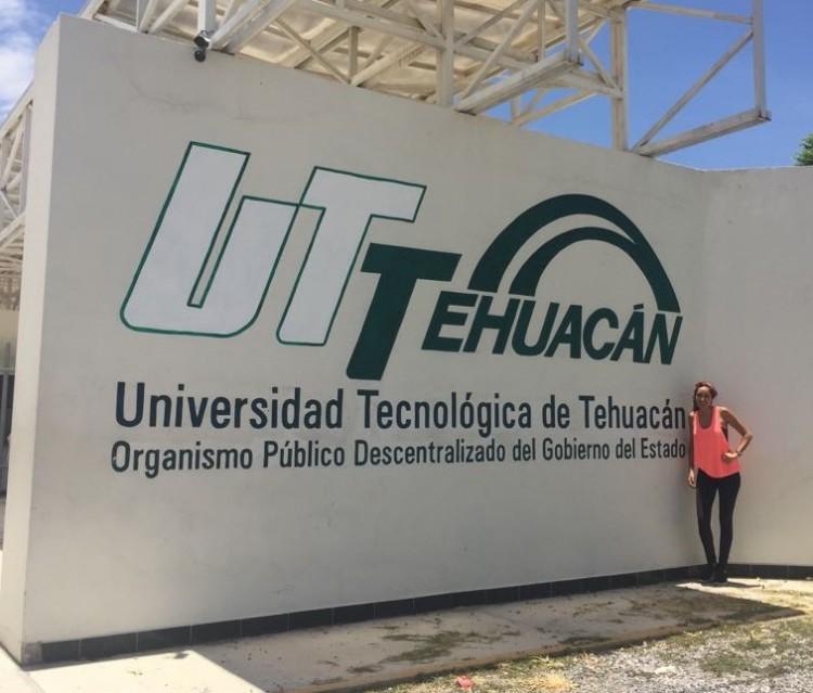 Experiencias de movilidad estudiantil: Relato de Yamila Ortiz