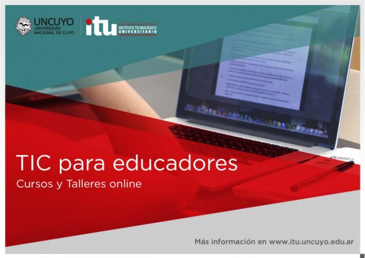 Capacitaciones en TIC para educadores