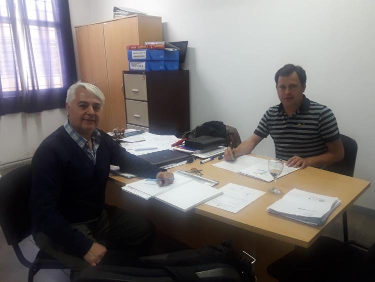 La Dirección de Educación de la Municipalidad de Tupungato y el ITU Sede Valle de Uco acordaron un nuevo beneficio para los estudiantes