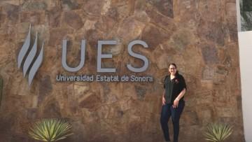Personal del ITU realizó experencia de movilidad en México