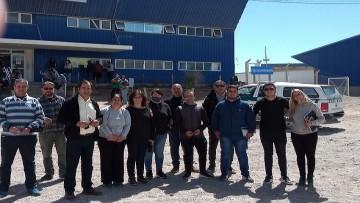 Docentes y estudiantes de Sede Este visitaron el Área de Control Integrado