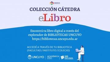 La Biblioteca del ITU de la Sede Central facilita el acceso gratuito a la plataforma eLibro